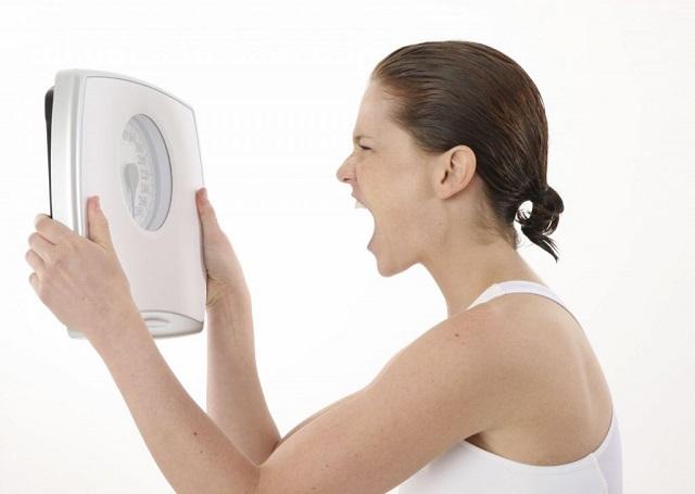 Причины, по которым Я не могу сбросить вес