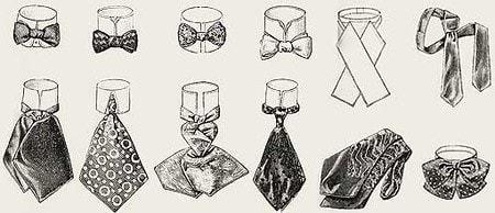 Галстук: история интересного элемента гардероба. 14824.jpeg