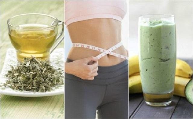 Напитки, которые способствуют уходу лишних килограммов