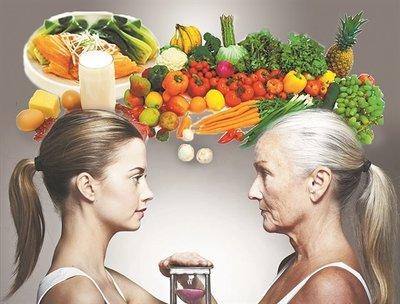 Топ-5 продуктов, замедляющих старение