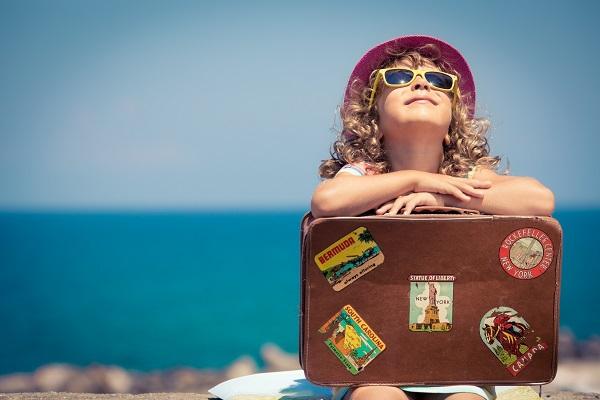 Как комфортно путешествовать с ребенком