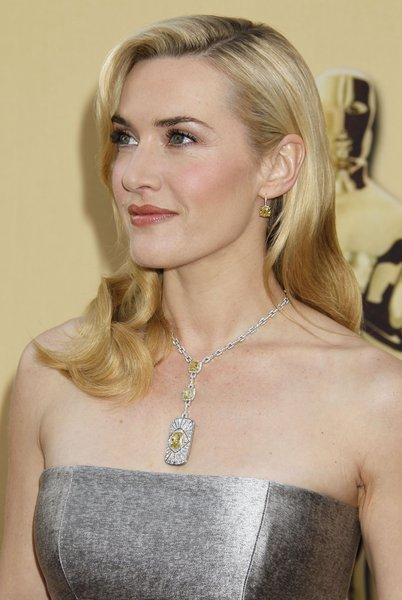 Идеальная женщина похожа... на Кейт Уинслет