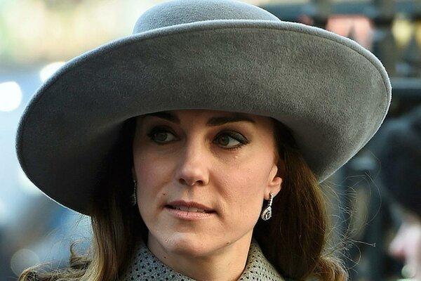 Кейт Мидлтон не пригласили на празднование 38-летия Маркл