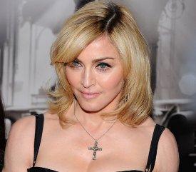 Мадонна-модельер ищет свежие идеи в гардеробе