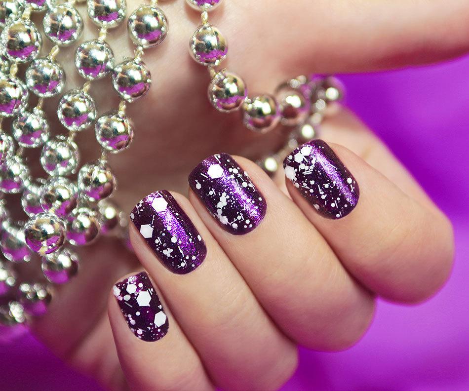 Алмазная прочность ваших ногтей
