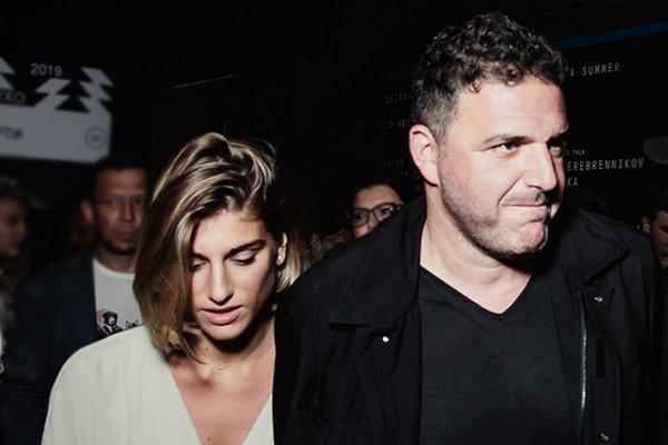 Максим Виторган и Нино Нинидзе больше не скрывают свой роман
