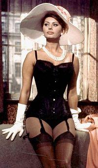 Будешь как Софи Лорен!. Легенда мирового кино Софи Лорен