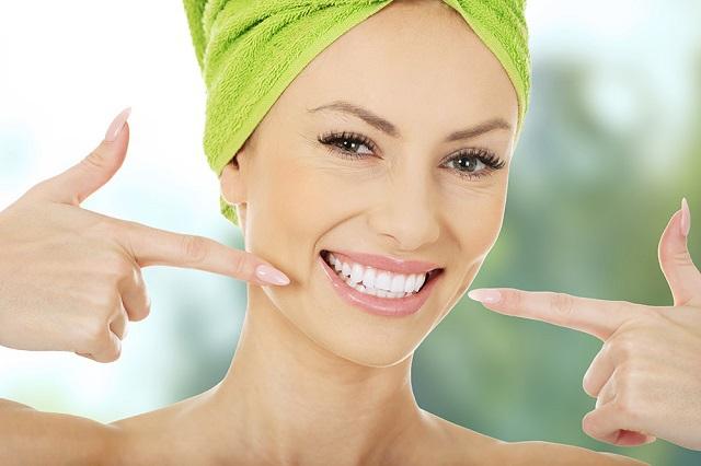 Красивые зубы как визитная карточка