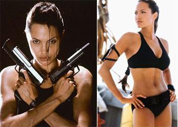 Анджелине Джоли указали на возраст и дверь