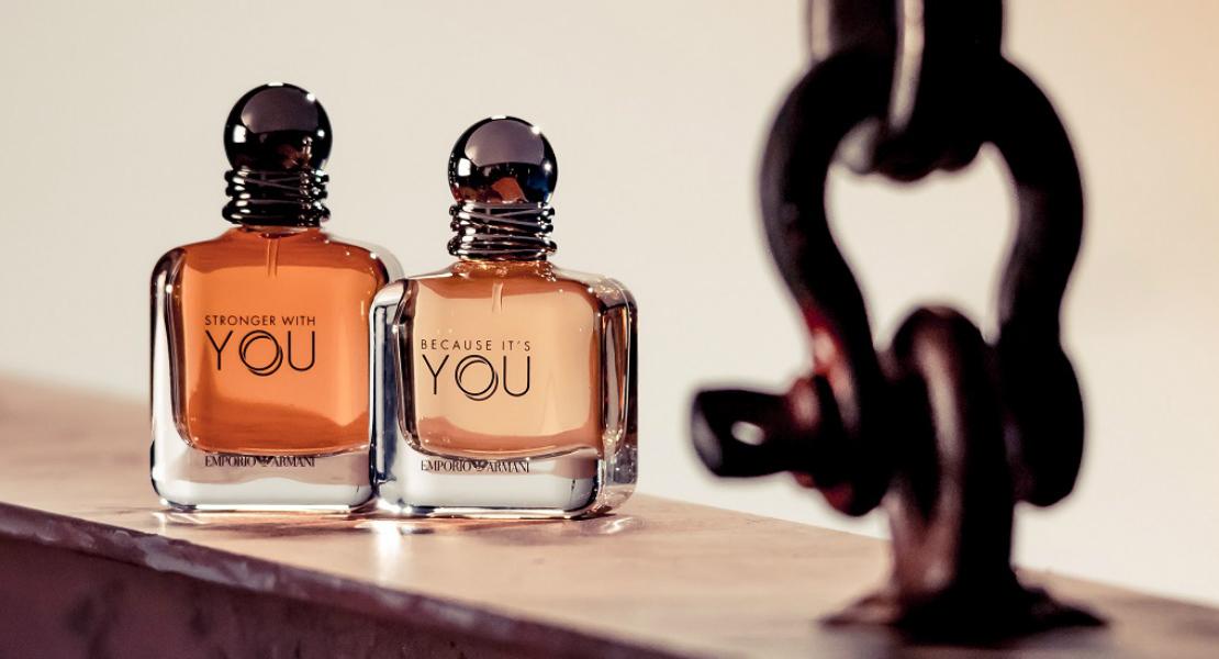 Новые ароматы от Armani