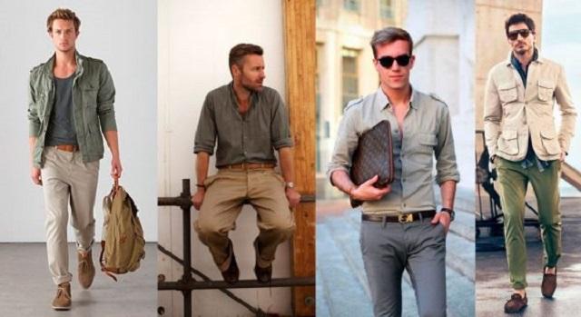 Мужская мода весеннего сезона - 2018. Что одеть и как носить