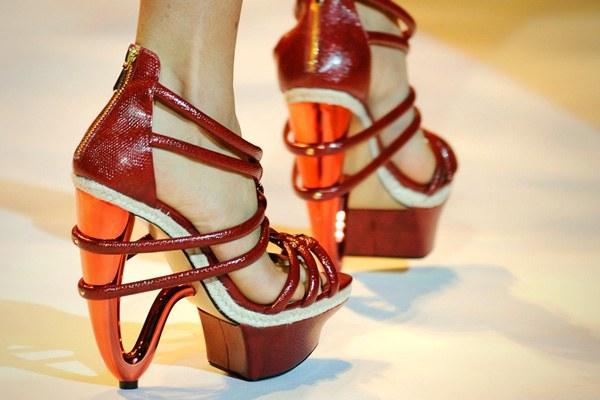 Эволюция самых модных туфель
