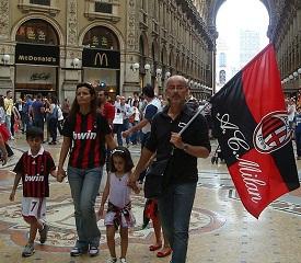 Футбол — вторая религия Италии