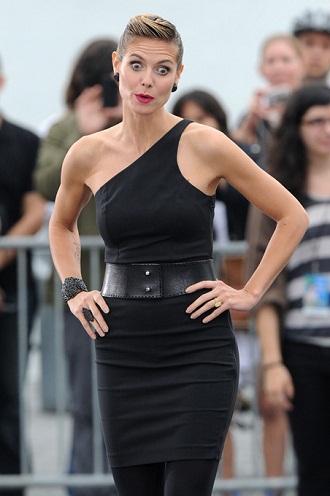 Хайди Клум подтвердила роман с телохранителем