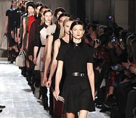 Неделя моды в Нью-Йорке сезона весна-2013