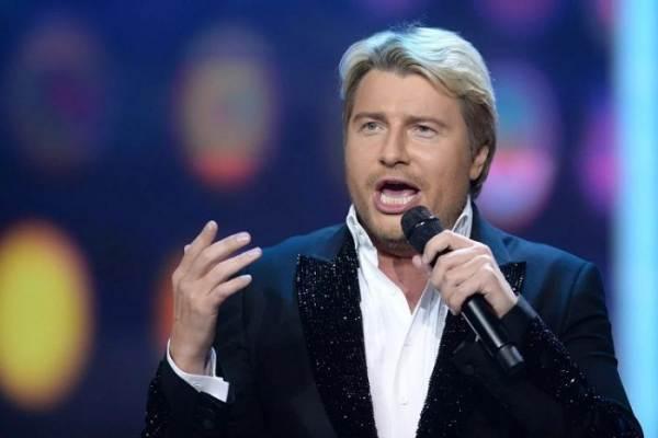 Модник Николай Басков с новой пассией на дне рождения Валерии