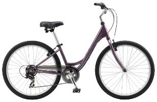 Как выбрать женский велосипед. велосипед