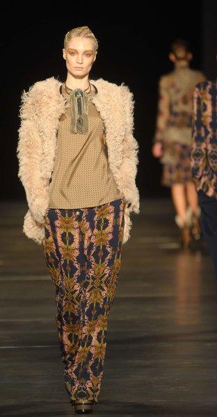 Модная осень 2011. Цвета и тенденции сезона