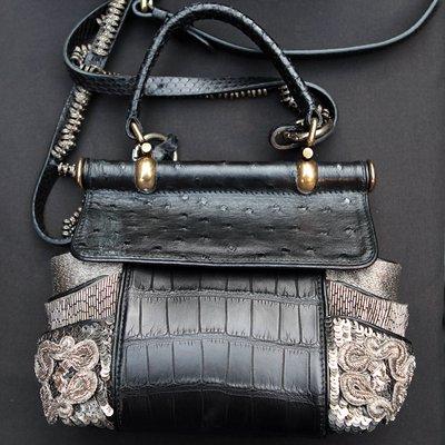 Осень 2011: модные сумки