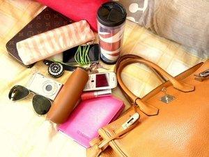 Женская сумочка: какие десять вещей обязательны?. дамская сумочка