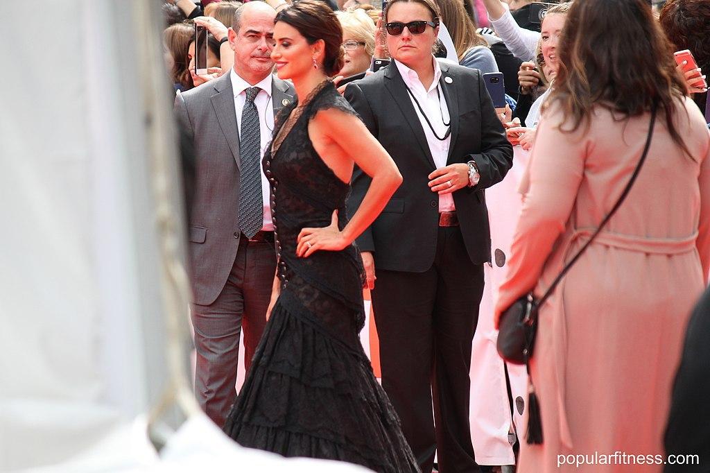 Знаменитая актриса Пенелопа Круз снялась в рекламе модной марки Chanel