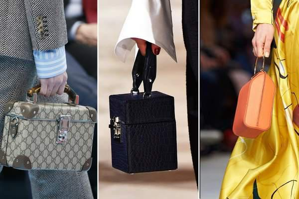 Модные сумки сезона осень - зима