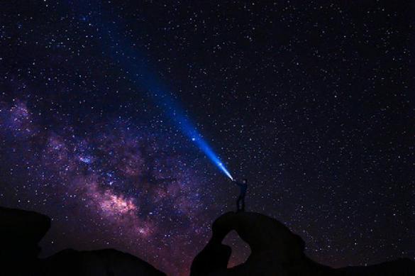Феномен радиовсплесков в космосе