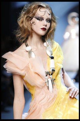 Неделя высокой моды в Париже. Шедевры от Кутюр