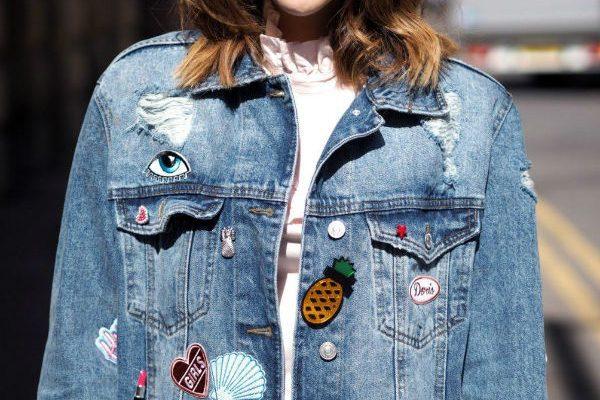 Джинсовые куртки снова в моде