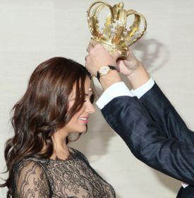 Оксана Фёдорова собирается замуж за короля