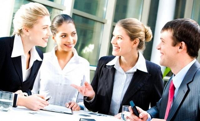Женщина на работе: мифы и факты