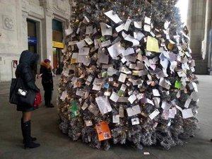 Новогодняя елка по-итальянски. Новогодняя елка
