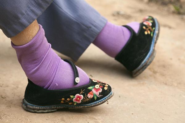 Лотосовые ножки - калечащая бьюти-практика Китая
