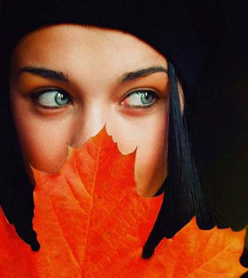 Волшебство женских глаз