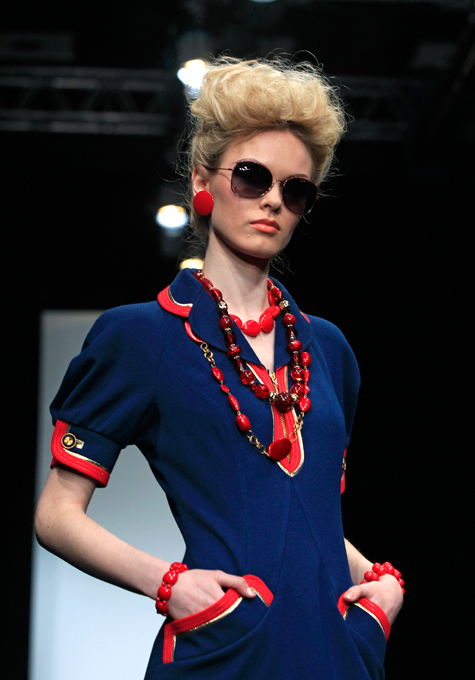 В Москве стартовала Неделя высокой моды