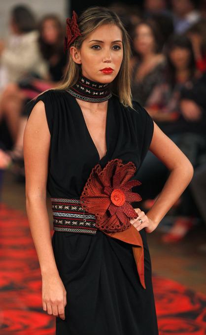 Высокая мода Боливии
