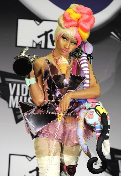 Лауреаты премии MTV Video Music Awards