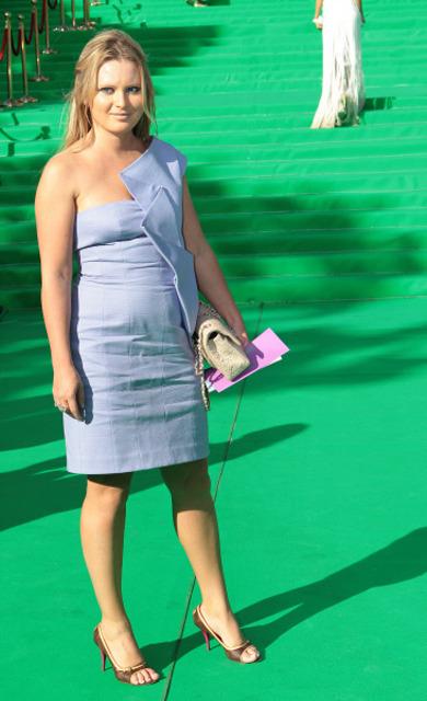 Звездная церемония открытия ММКФ-2011