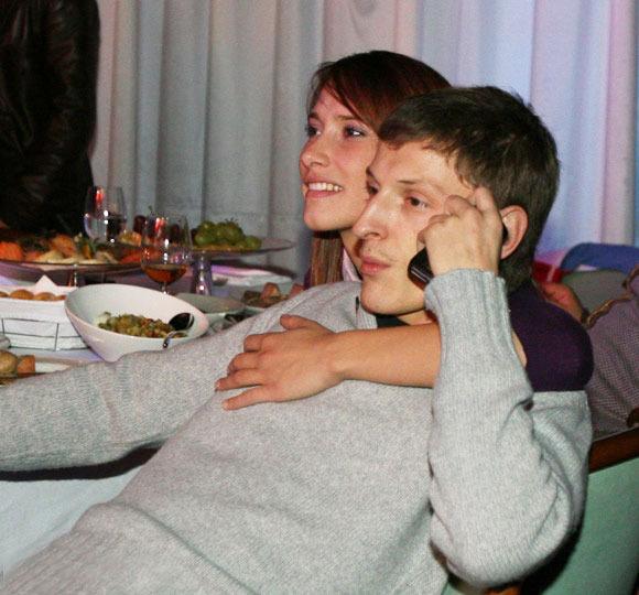 Звездная жизнь. Павел Воля и Марика решили пожениться ...: http://lady.pravda.ru/photo/report/454/2/