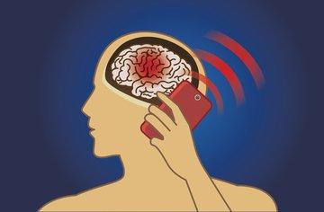 Смартфон плохо влияет на здоровье