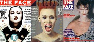 Культовый журнал The Face перезапустился
