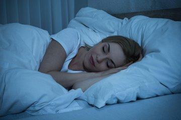 От недостатка сна страдает мозг