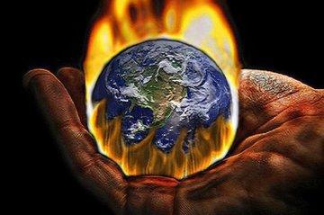 При глобальном потеплении  60% России растает