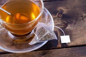 Лайфках красоты - пакетики с чаем и чайная заварка