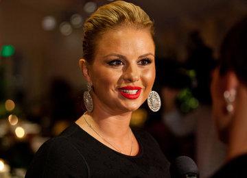 Анна Семенович уже похудела на 2,5 кг