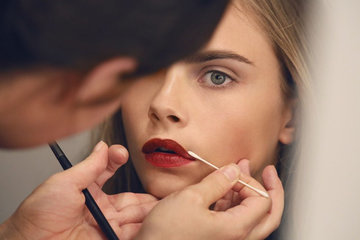 Ошибки, которые мы допускаем в вечернем макияже