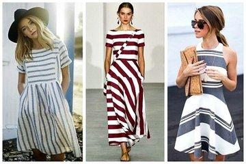 История полоски в одежде