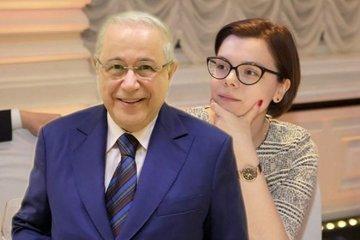 Любовница Петросяна больше не скрывает отношений с юмористом