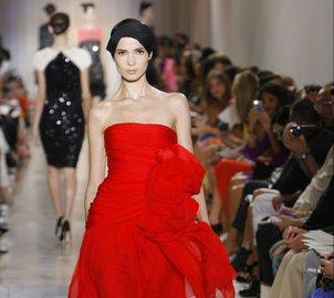 Осень 2011: модные платья