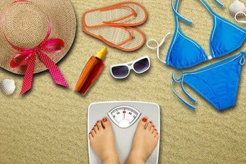 Как похудеть за месяц до отпуска